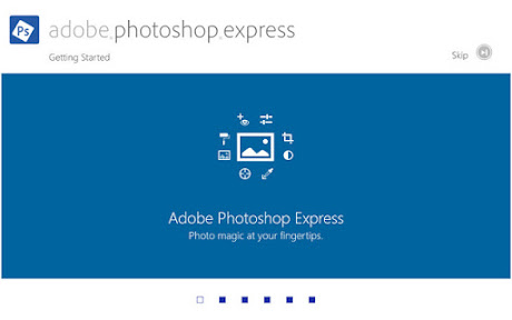 Download - Adobe Photoshop Express para Windows 10