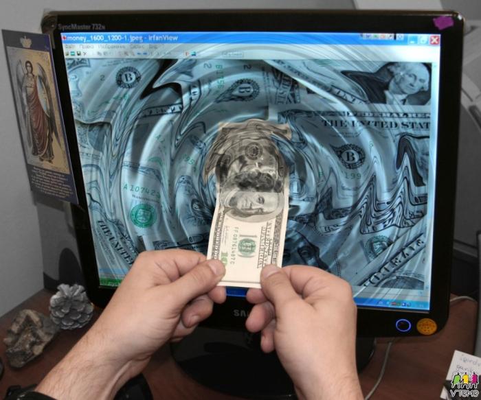 Как быстро заработать 100р в интернете