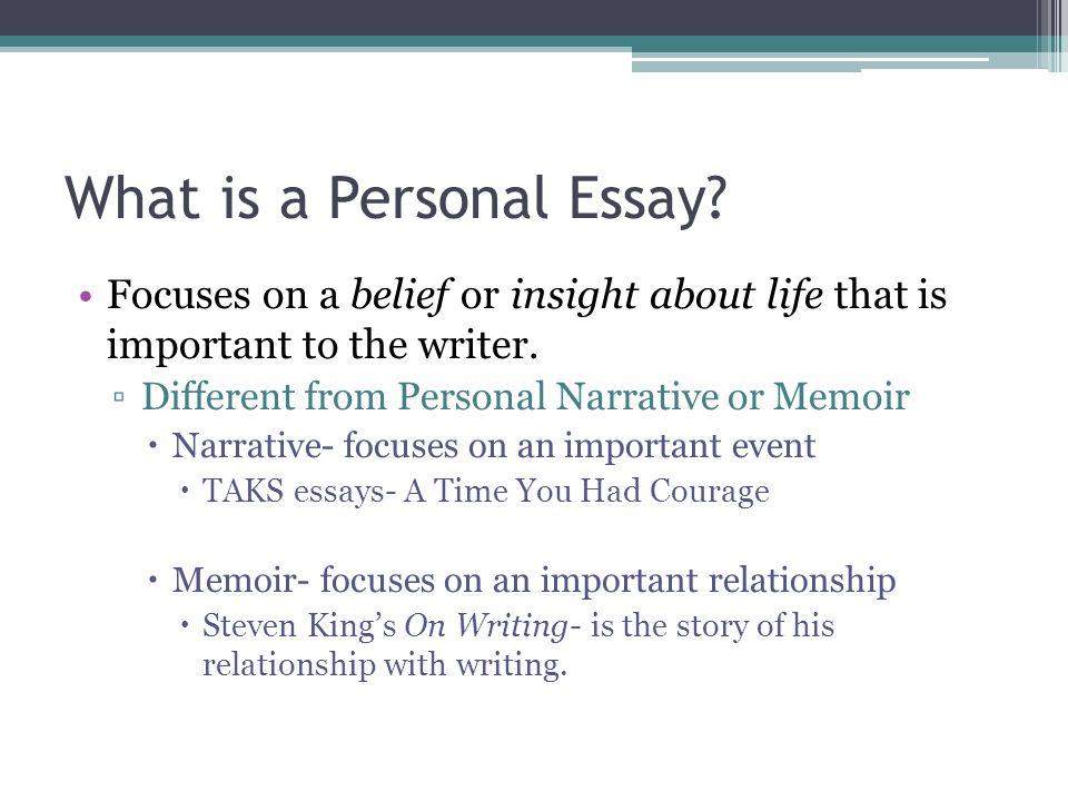 Taks essay