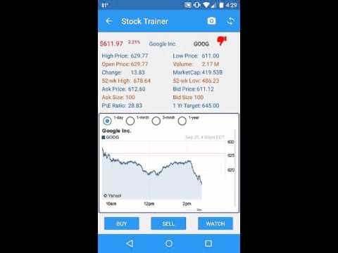 paper trading app