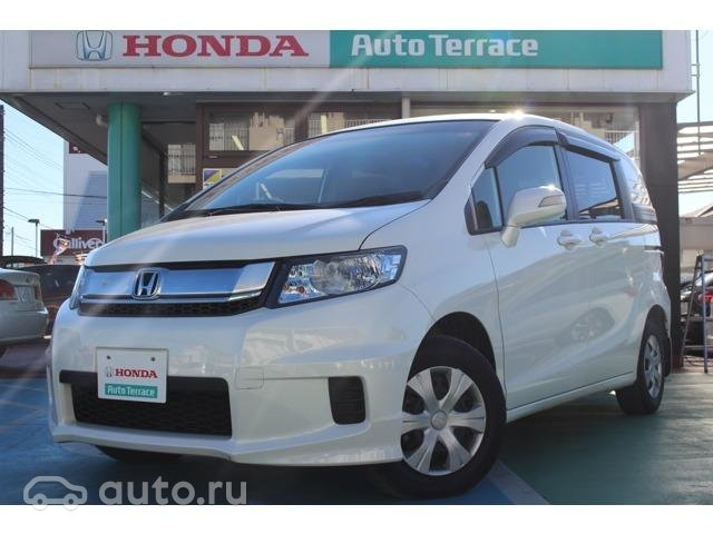 Продажа Honda Freed Spike (Хонда Фрид Спайк) в Чите