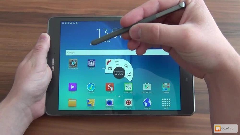 Libro samsung tablet