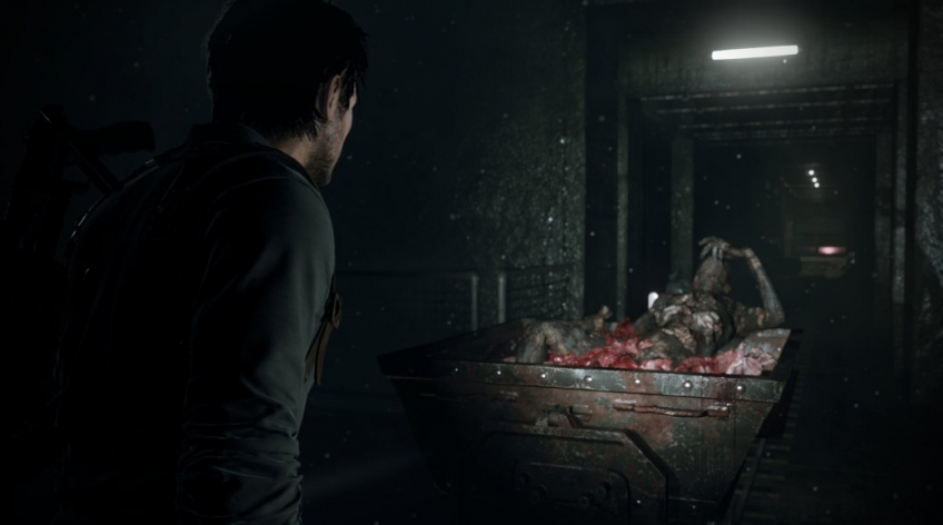 The Evil Within Free Download PC Game - PC Games