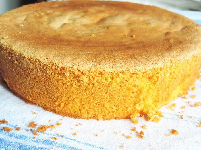 Торт быстрый с сметанным кремом рецепт