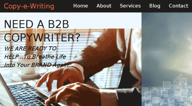 Writing services for small businesses
