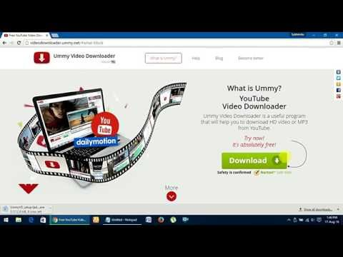 Download YouTube Videos - How to - Free YouTube