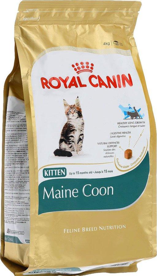 Корм royal canin лесная норвежская