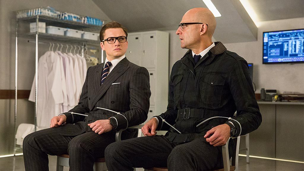 New Kingsman: The Secret Service UK Trailer And