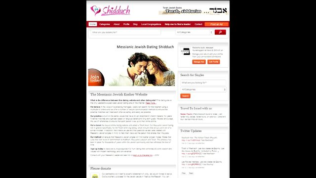 Best jewish online dating sites