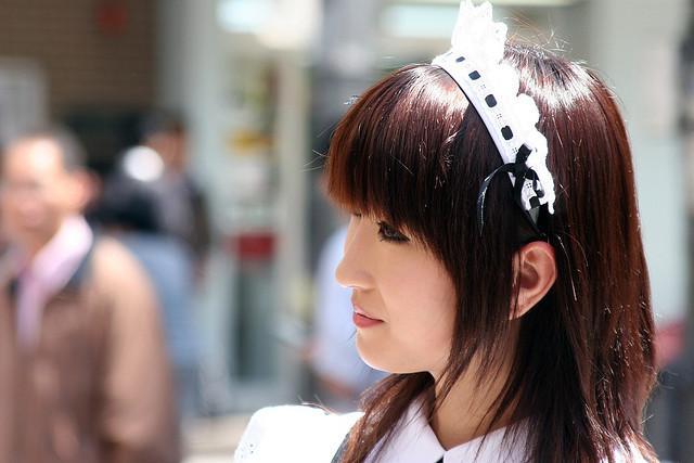 Japanische frauen flirt
