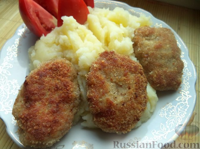 Тушеный картофель с грибами рецепт с фото