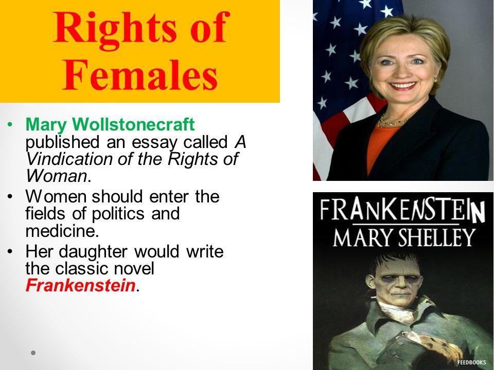 Women and politics essays