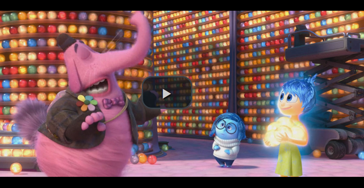 Inside Out (2015) - CINEMABLEND