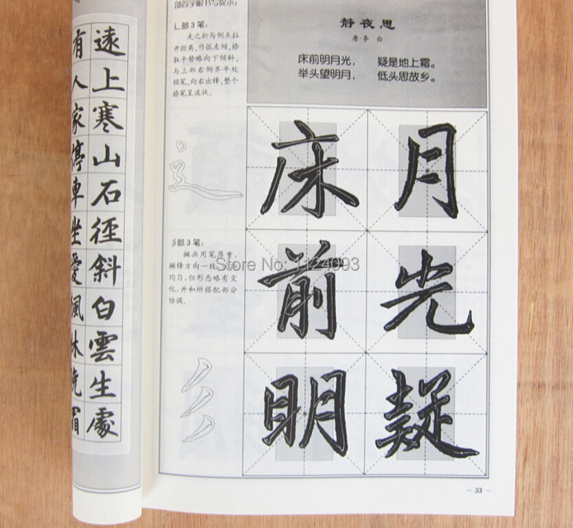 Hanzi Notebook for Chinese Character Writing: Paper