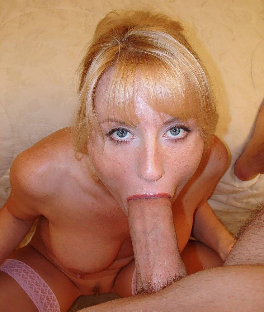russian blonde cock sucker - other