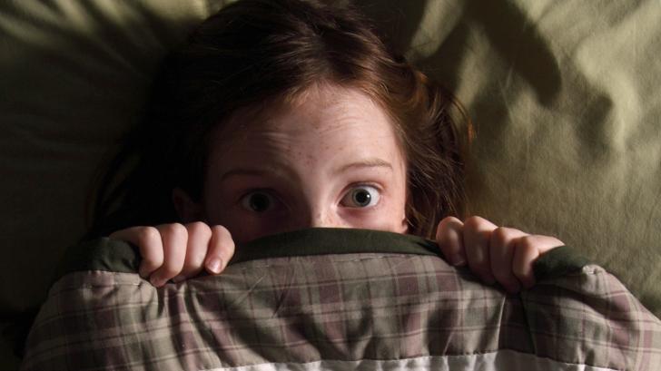 Страх темноты у ребенка 8 лет