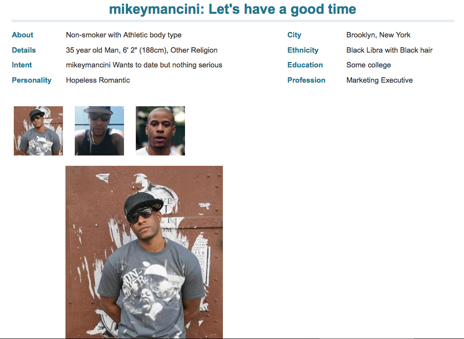 Best online dating sites new york
