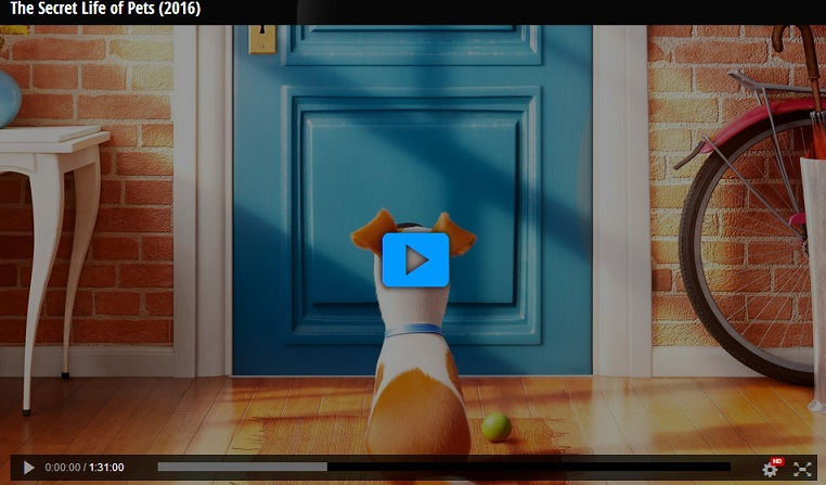 Watch The Secret Life of Pets Putlocker Today on Putlockers