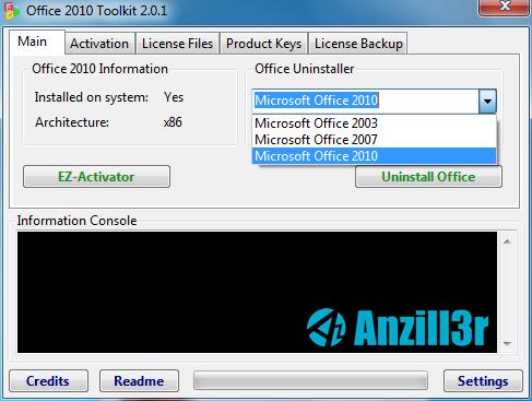 Microsoft Office 2010 Product keys plus Activation