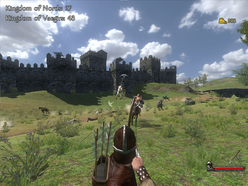Mount and Blade: Warband v 1168 (2010) PC - RePack