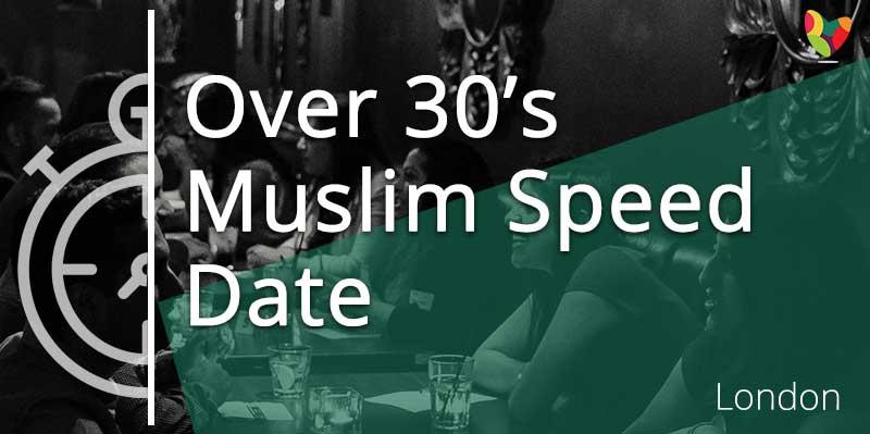 Asian muslim speed dating london