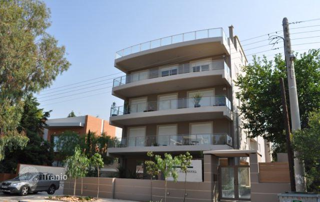 Недвижимость в Афины на берегу моря