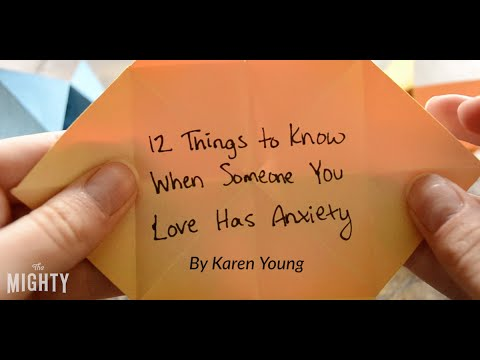 10 things to remember when dating someone with anxiety