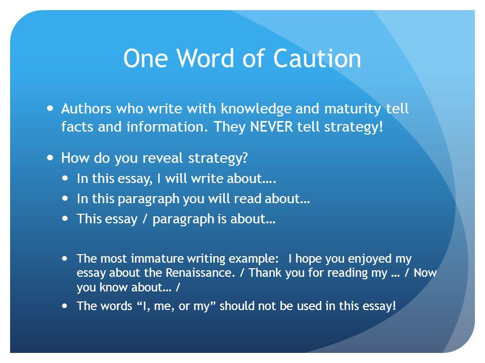 Essay Software - Essay Generator - Write an Essay