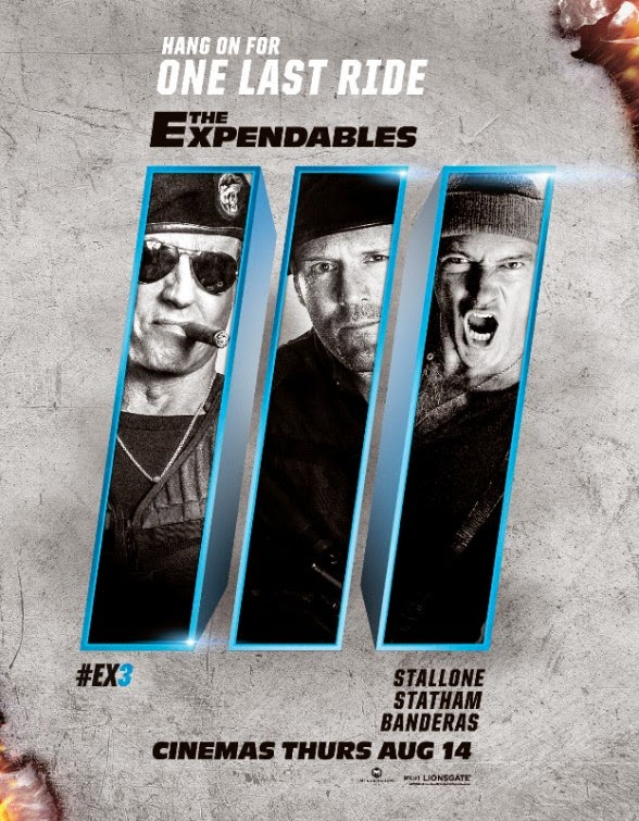 The Expendables 3 (2014) Hindi Dubbed BRRip Full movie
