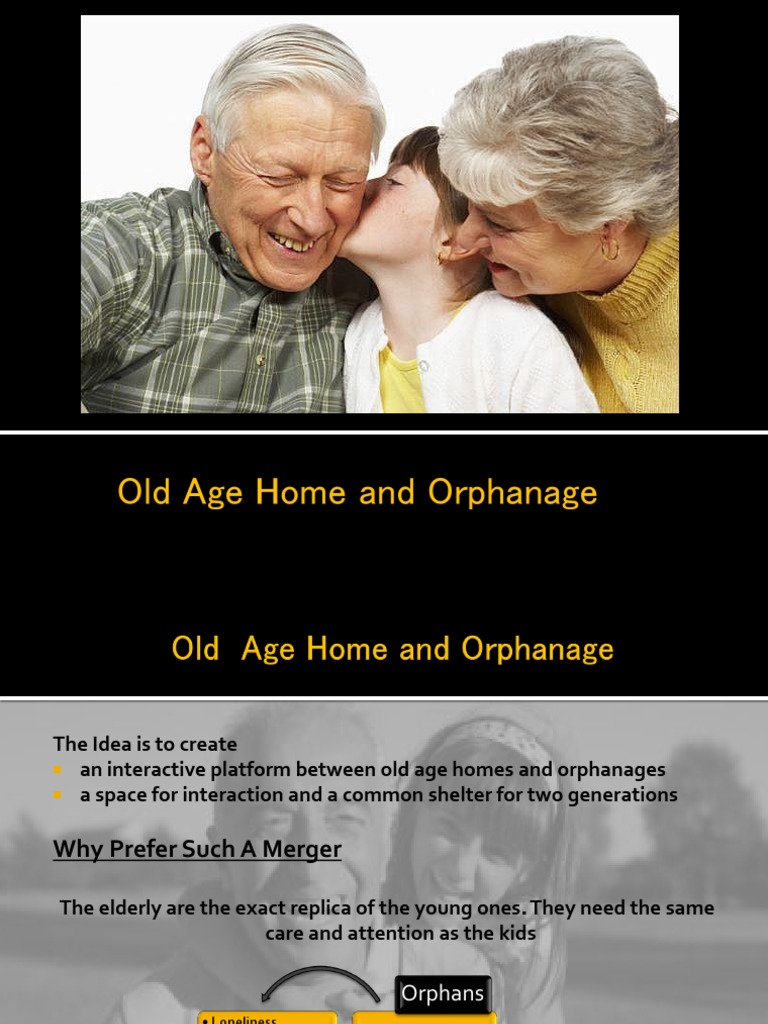 Thesis Project ( Old Age Home ) by Akshay