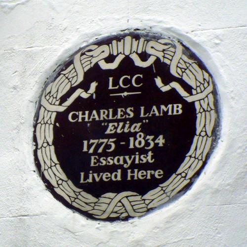 Pen name of essayist charles lamb