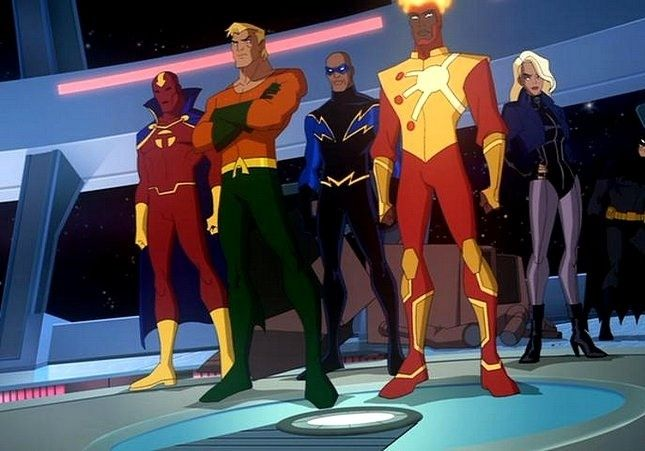 JUSTICE LEAGUE: CRISIS ON TWO EARTHS - HD Movie