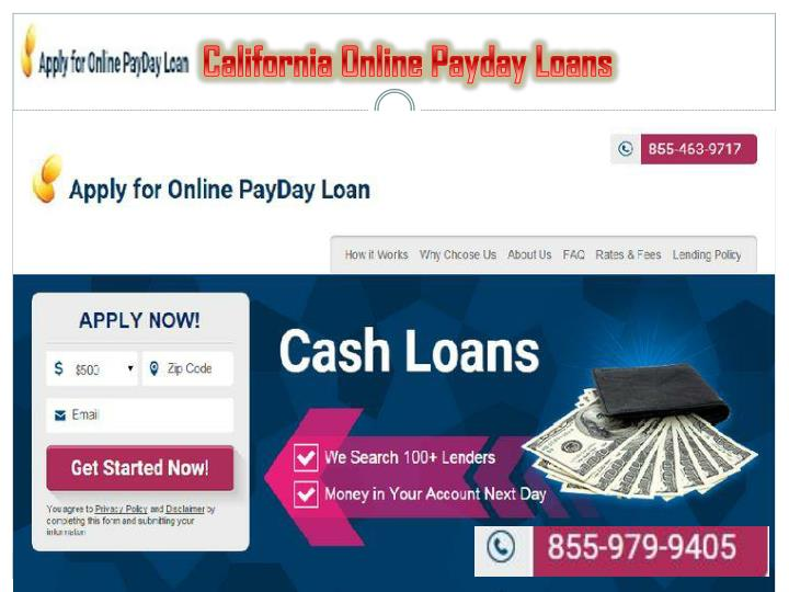 Campbell ca payday lending