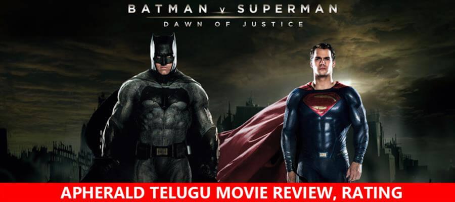 Batman v Superman Dawn of Justice 2016 Hindi ORG