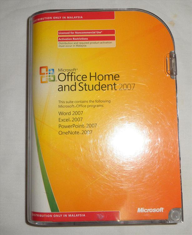 Microsoft office and student 2007 trial download.