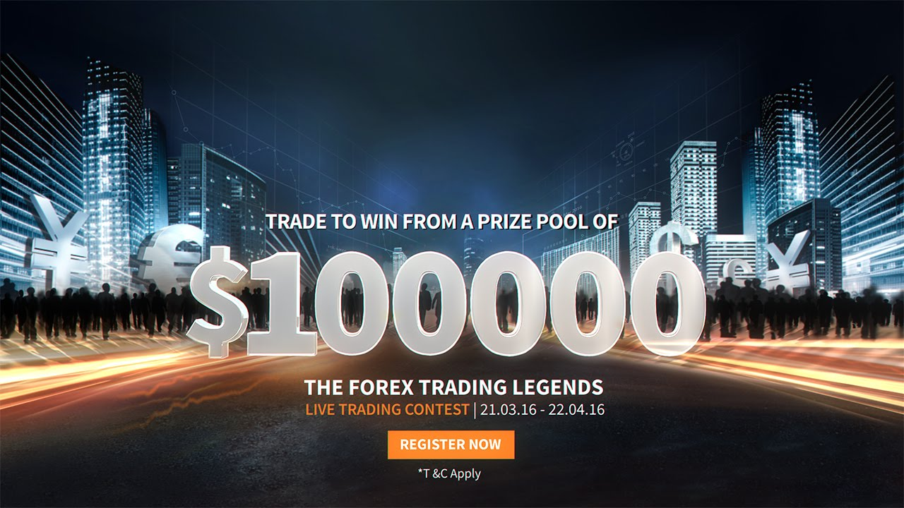 world forex trading contest