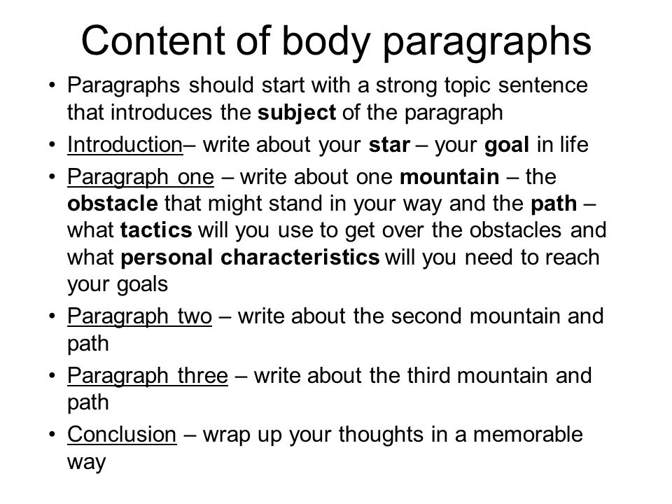 Five-paragraph essay - Wikipedia