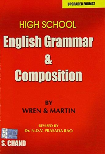Free Download Wren And Martin English Grammar Solution