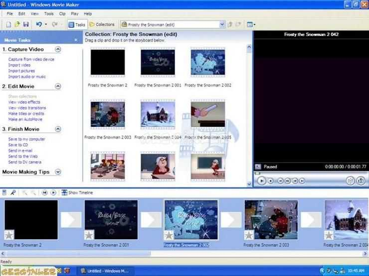 Le MP4 sous Windows Movie Maker: Comment