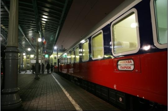 Билеты на поезд москва париж москва