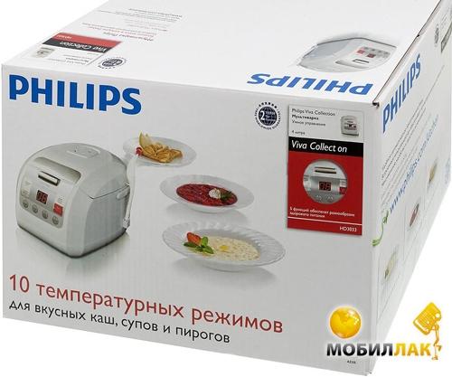 Мультиварка philips рецепты с фото
