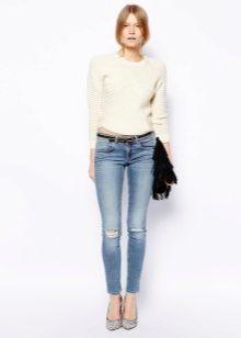 коллекция джинс виктории