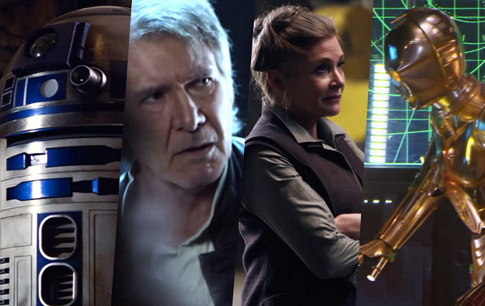 Watch Star Wars: The Force Awakens 2015 Full Online