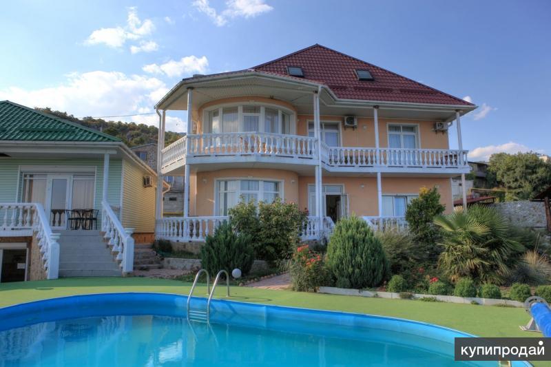 Дом в Кефалос на берегу океана