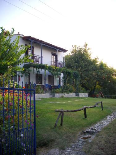 Дом в деревне остров Самотраки