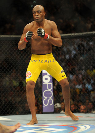 Anderson silva payday