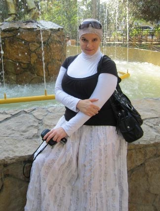 Она ищет его мусульманские знакомства
