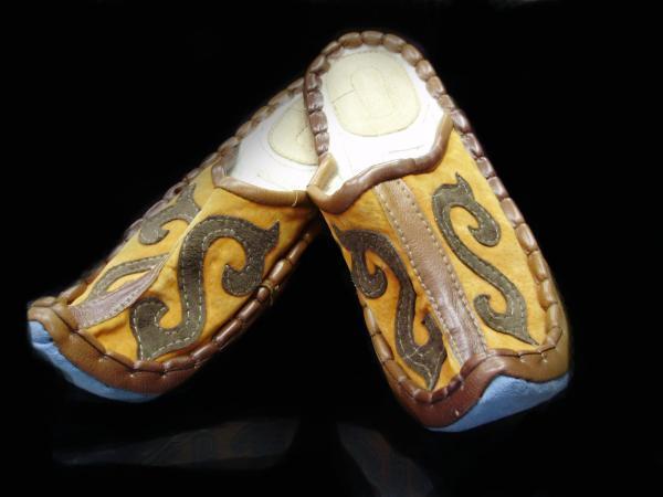 Тапочки из монголии купить в москве