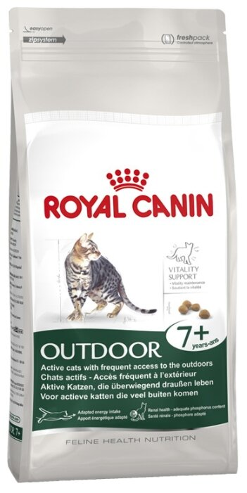 Корм royal canin 10 2