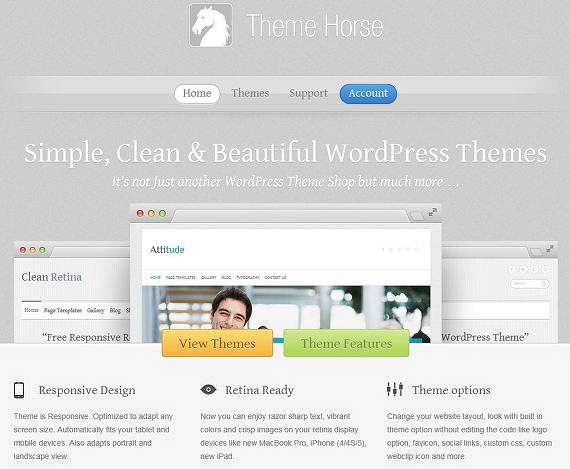 Thesis theme template